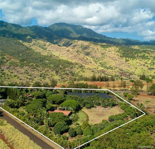 Photo of home for sale at 65-1140 Poamoho Street, Waialua HI