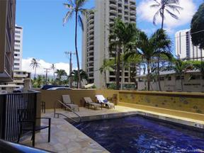 Property for sale at 250 Ohua Avenue Unit: 10G, Honolulu,  Hawaii 96815