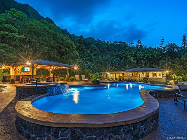 Photo of home for sale at 47-795 Malumalu Place, Kaneohe HI