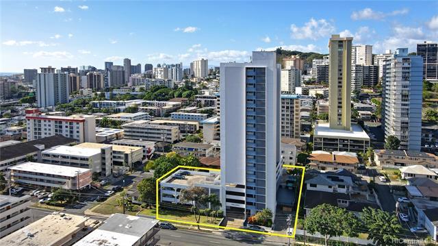 Photo of home for sale at 1556 Piikoi Street, Honolulu HI