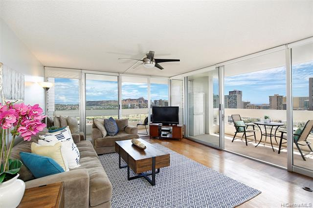 Photo of home for sale at 555 University Avenue, Honolulu HI