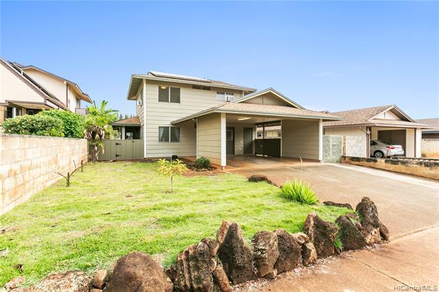 Photo of home for sale at 95-318 Lonomea Street, Mililani HI