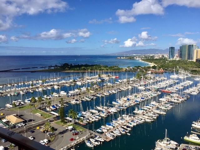 Photo of home for sale at 1777 Ala Moana Boulevard, Honolulu HI