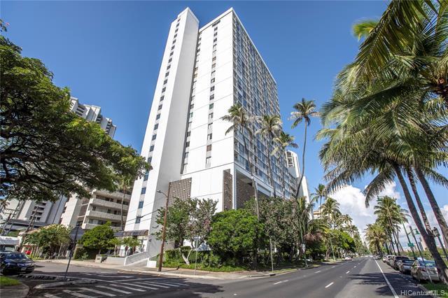 Photo of home for sale at 2611 Ala Wai Boulevard, Honolulu HI