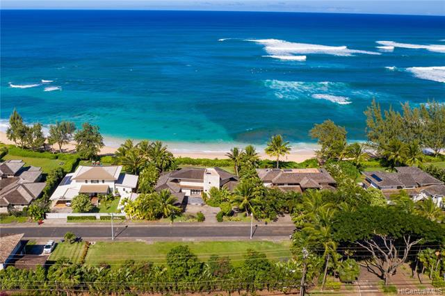 Photo of home for sale at 58-180 Napoonala Place, Haleiwa HI