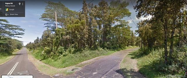 Photo of home for sale at 0 Hapuu Road, Pahoa HI