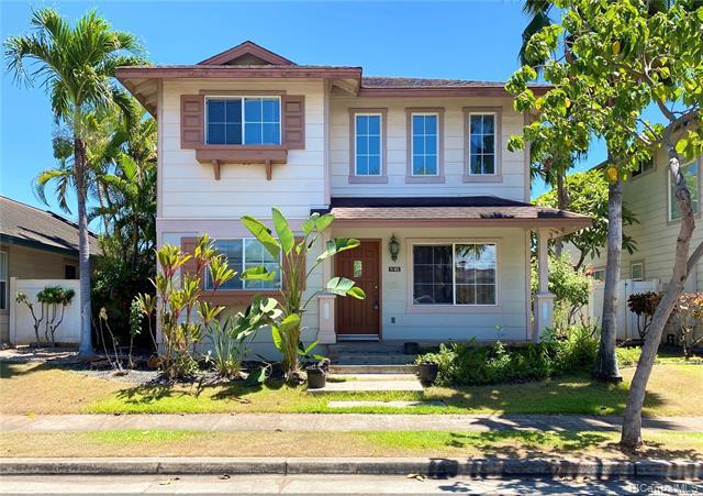 Photo of home for sale at 91-1013 Kaiopua Street, Ewa Beach HI