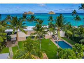 Property for sale at 1240 Mokulua Drive, Kailua,  Hawaii 96734