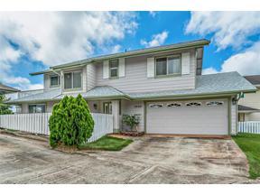 Property for sale at 94-667 Lumiaina Street, Waipahu,  Hawaii 96797
