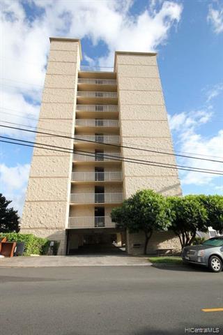 Photo of home for sale at 1687 Pensacola Street, Honolulu HI