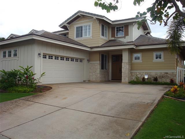 Photo of home for sale at 92-1017C Koio Drive, Kapolei HI