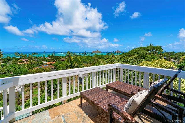Photo of home for sale at 1006 Koohoo Place, Kailua HI