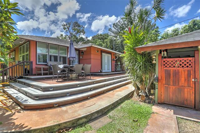 Photo of home for sale at 66-210B Kamehameha Highway, Haleiwa HI