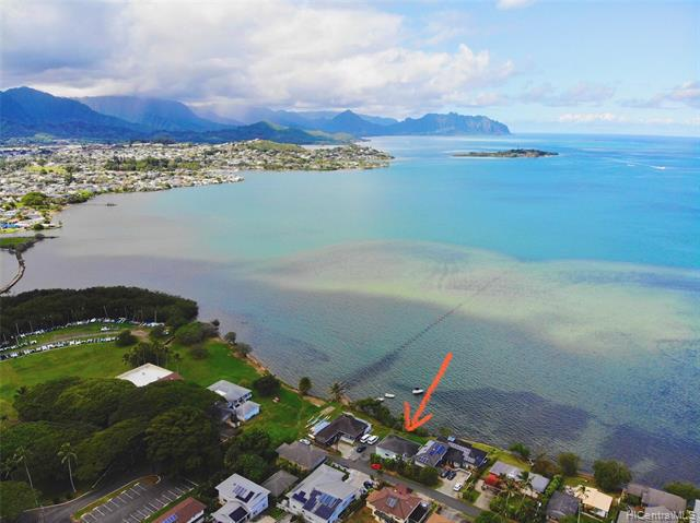 Photo of home for sale at 45-021 Likeke Place, Kaneohe HI
