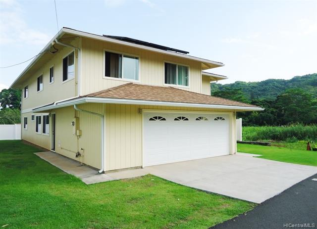 Photo of home for sale at 47-376B Ahuimanu Road, Kaneohe HI