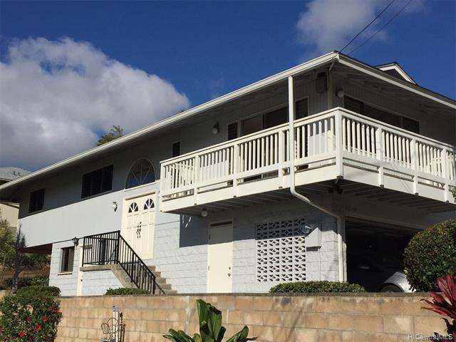 Photo of home for sale at 3814 Claudine Street, Honolulu HI