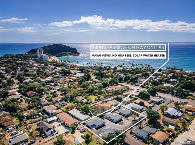 Photo of home for sale at 84-810 Farrington Highway, Waianae HI