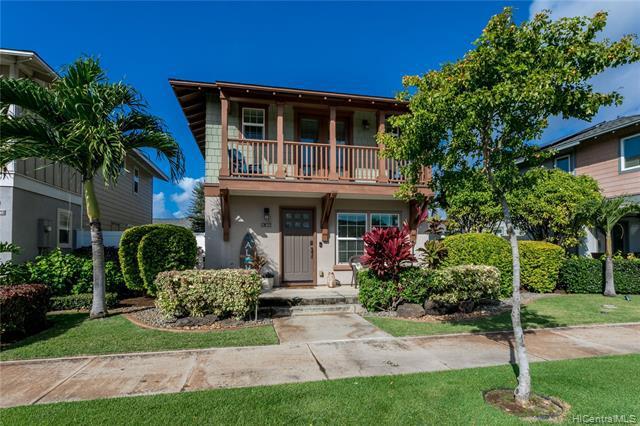 Photo of home for sale at 91-1046 Kaiamalo Street, Ewa Beach HI