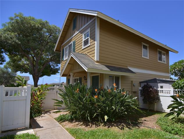 Photo of home for sale at 87-1950 Pakeke Street, Waianae HI