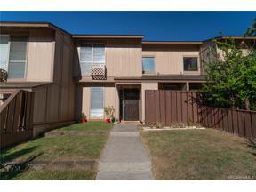 Property for sale at 92-1010 Makakilo Drive Unit: 55, Kapolei,  Hawaii 96707