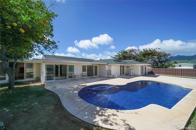 Photo of home for sale at 62 Makaweli Street, Honolulu HI