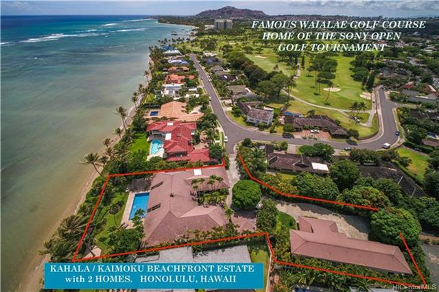 Photo of home for sale at 1105 Kaimoku Place, Honolulu HI