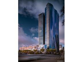 Property for sale at 1118 Ala Moana Boulevard Unit: 3500, Honolulu,  Hawaii 96814