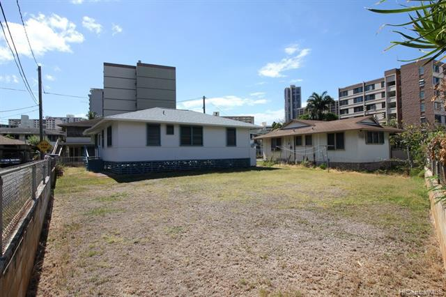 Photo of home for sale at 1636 Citron Street, Honolulu HI