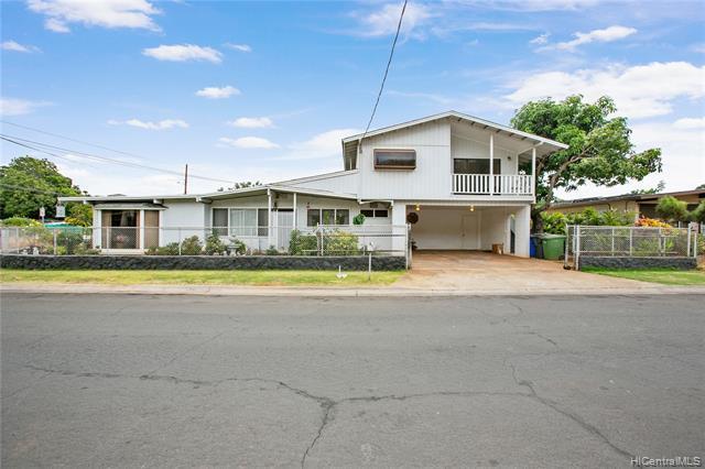 Photo of home for sale at 94-535 Pilimai Street, Waipahu HI