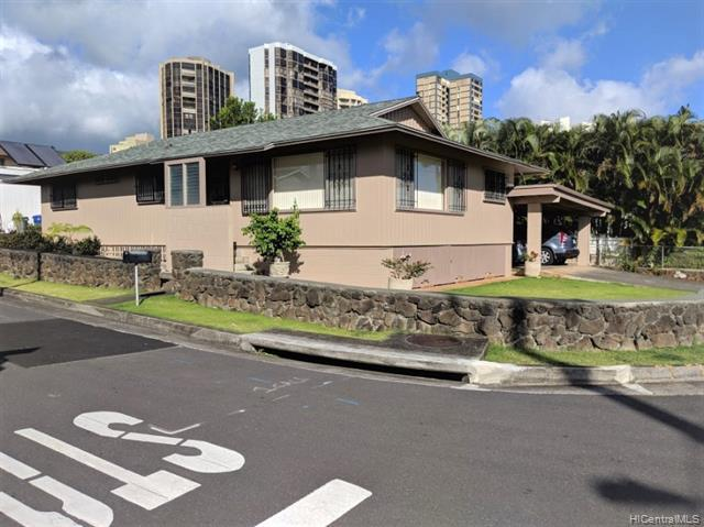 Photo of home for sale at 2005 Huake Place, Honolulu HI