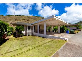 Property for sale at 1490 Ainakoa Avenue, Honolulu,  Hawaii 96821