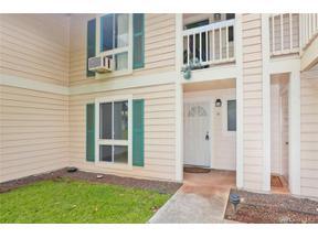 Property for sale at 92-1175 Palahia Street Unit: F105, Kapolei,  Hawaii 96707