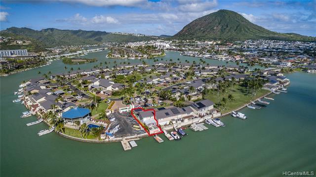 Photo of home for sale at 311 Koko Isle Circle, Honolulu HI
