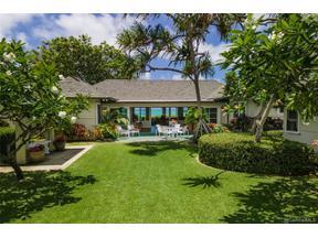 Property for sale at 1112 Mokulua Drive, Kailua,  Hawaii 96734