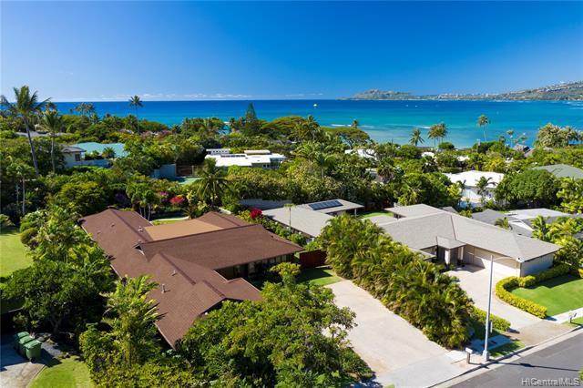 Photo of home for sale at 79 Makaweli Street, Honolulu HI