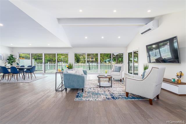 Photo of home for sale at 777 Kumukahi Place, Honolulu HI