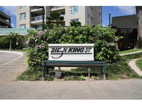 Property for sale at 215 N King Street Unit: 1703, Honolulu,  Hawaii 96817