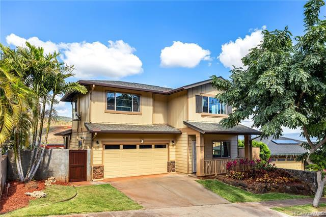 Photo of home for sale at 92-1163 Pueonani Street, Kapolei HI