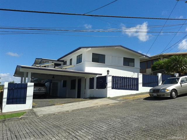 Photo of home for sale at 1554 Ala Amoamo Street, Honolulu HI
