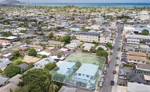 Photo of home for sale at 614 Wailepo Street, Kailua HI