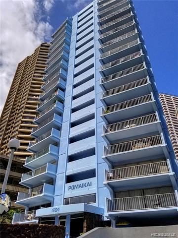 Photo of home for sale at 1804 Ala Moana Boulevard, Honolulu HI