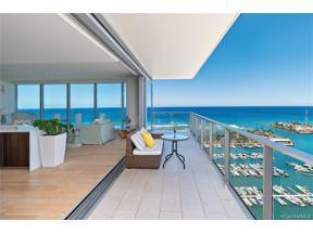 Property for sale at 1118 Ala Moana Boulevard Unit: 2801, Honolulu,  Hawaii 96814
