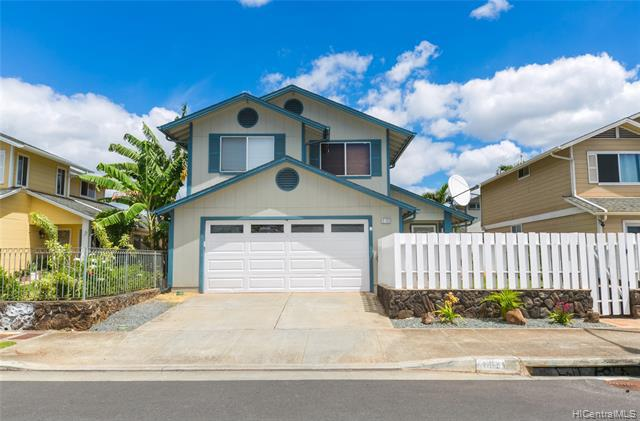 Photo of home for sale at 91-1028 Waihuna Place, Ewa Beach HI