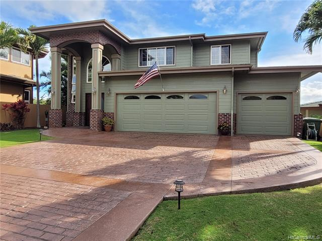 Photo of home for sale at 92-1353 Hoalii Street, Kapolei HI