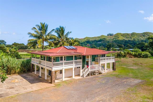 Photo of home for sale at 47-250 Ahaolelo Road, Kaneohe HI