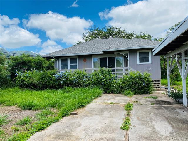 Photo of home for sale at 86-533B Halona Road, Waianae HI
