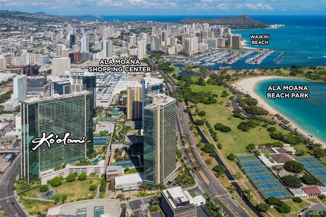 Photo of home for sale at 1177 Queen Street, Honolulu HI