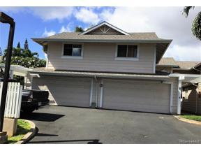 Property for sale at 94-817 Lumiauau Street Unit: A101, Waipahu,  Hawaii 96797