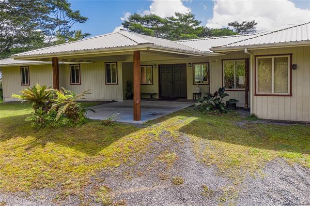 Photo of home for sale at 182 Alawaena Place, Hilo HI