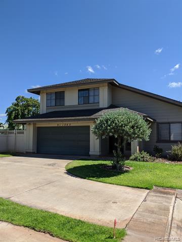 Photo of home for sale at 91-1040 Kanio Street, Kapolei HI